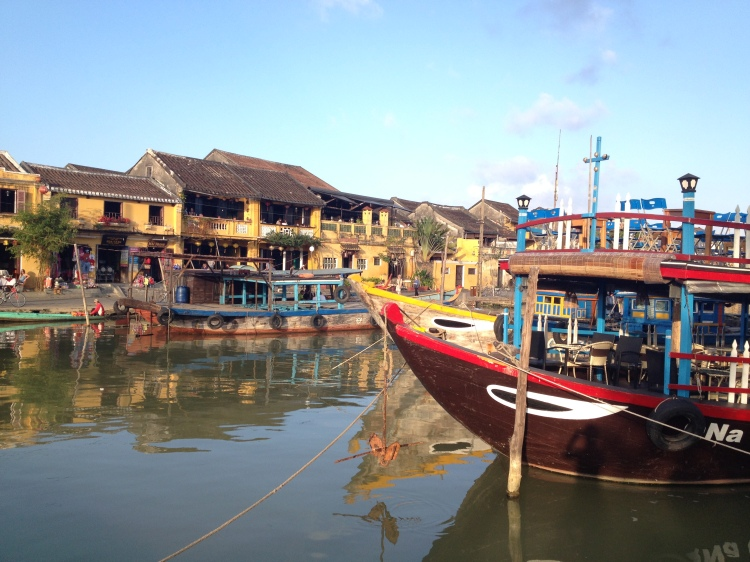 Downtown Hoi An