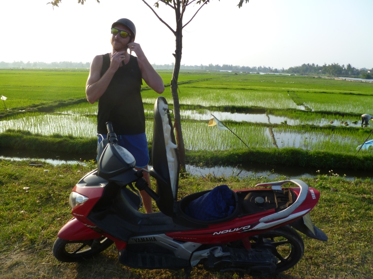 Motorbike ride day-trip